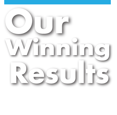 Our Winning Results